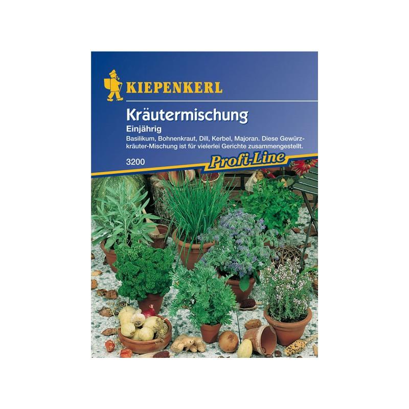 Mélange de plantes aromatiques (annuelles)
