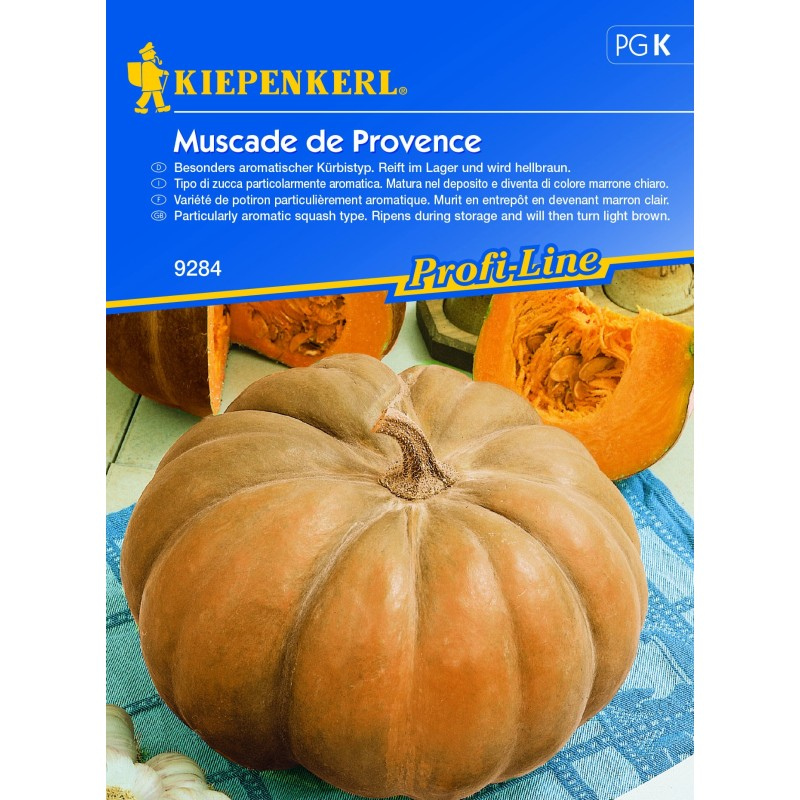 Courge Muscat de Provence