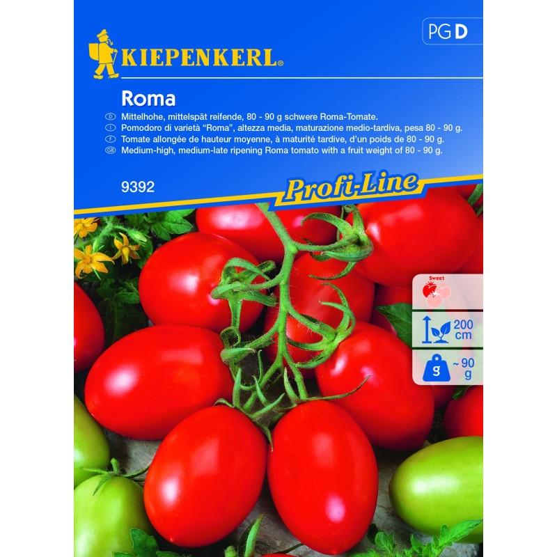 Tomate allongée Roma