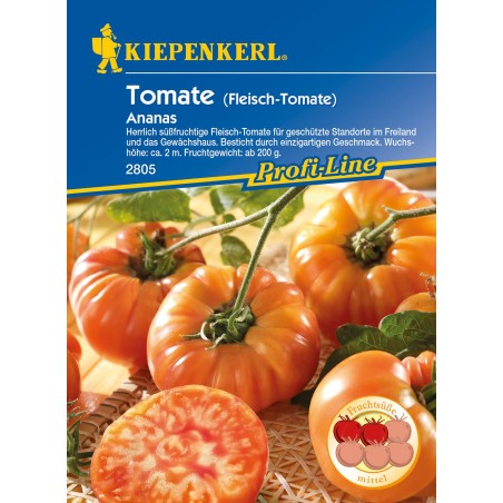 Tomate Ancienne Ananas