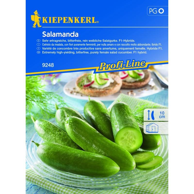 Mini-Snack- Salamanda